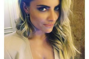 sophia thomalla cleavage 9 photos celeb nudester 81 9